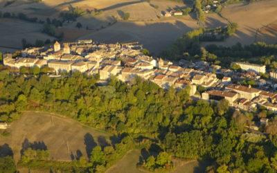 Le F-BDNF passe à l'ouest de Lauzerte