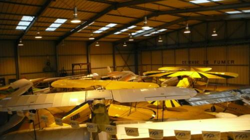 Hangar 12 LFOX 15-05-2011