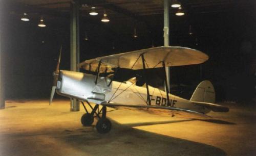 Hangar 12 à Etampes en 1998