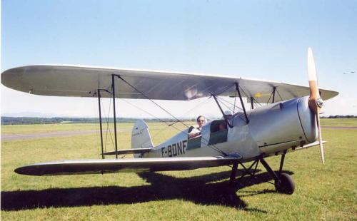 Ussel en 2001